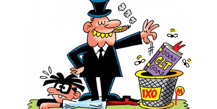 Proposta do governo de pagar por hora vai reduzir salários e provocar demissões…                alt=