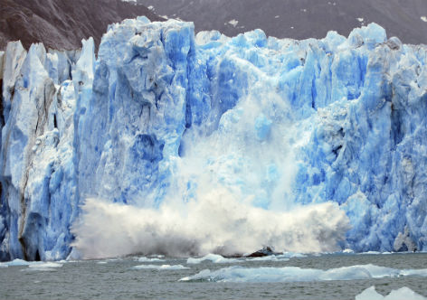 Derretimento de gelo na Groenlândia atingiu ponto irreversível                alt=